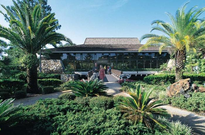 The Lagoon Pavilion