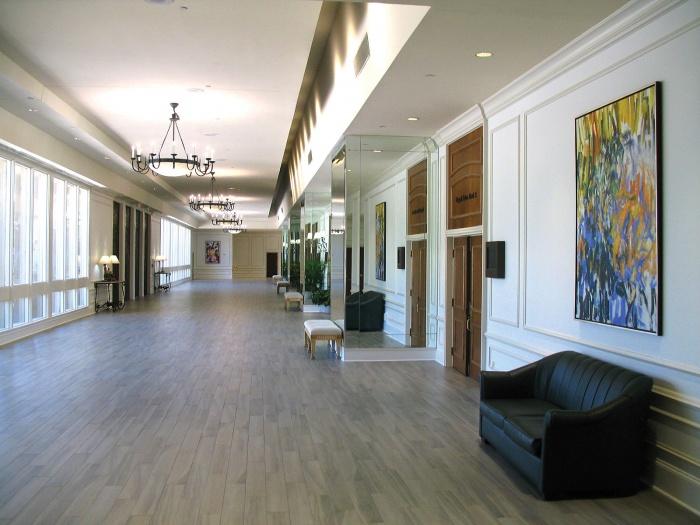 Royal Palm Ballrooms Foyer